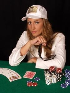 Increase in Female Social Poker players