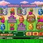 Jugadores de la ruleta en línea encontraron bonos de Pascua en el Aladdin's Gold Casino