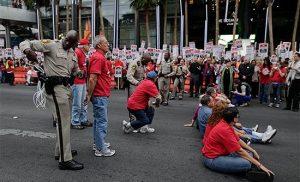 Las Vegas Workers Vote Weather to Strike