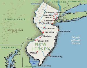 New Jersey espère d'être premier état autorise casinos en ligne