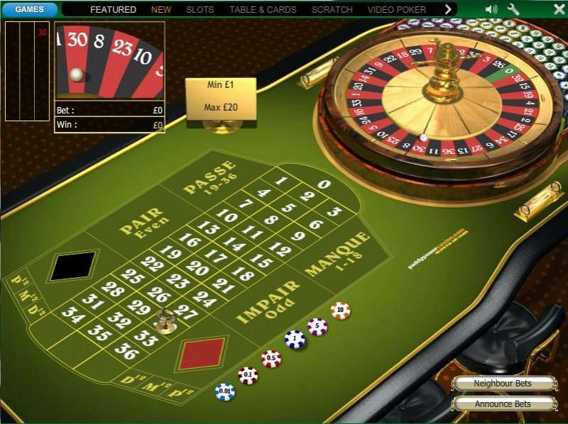 Casino table rental nj