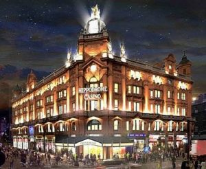 Online roulette players can test their skills at the Hippodrome