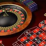 Roulette européenne fait un tas de joueurs gagnant